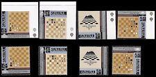 ARMENIA. 32nd Chess Olympiad, Yerevan. 1996 Scott 535-538 (P&I) B (BI#46/170806)