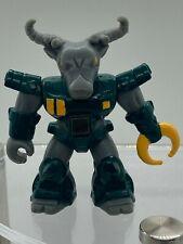 Battle Beasts Series 1 Hasbro Takara 10 Roamin Buffalo 1986 Beast Working Rub B