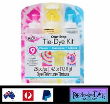 Tulip One Step - 3 Color Tie Dye Kit - CLASSIC - Dyes up to 9 Projects