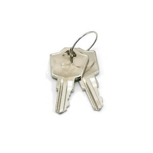 Pair of 606 Replacement Keys for Acorn/Brooks Stairlift, Rascal Scooter