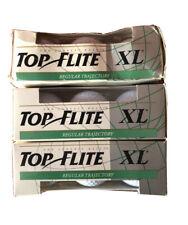 3 Sleeves of 3 Spalding Top Flite Xl Regular Trajectory Golf Balls 75-2