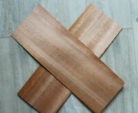"Beech wood veneer ~42.5 x 19 cm 5 sheets ~16.7 x 7,48/"" 0.6 mm ~1//42/"""