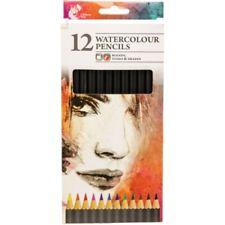 12 Acquerello Artista Matite Per Disegno Pittura Arte Disegno Colore dell'acqua