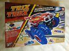 TRIX TRUX Monster Trucks That Flip Climb And Zip Line Kids Toy Boy As Seen On TV