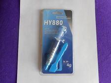 Halnziye HY880 4g Tarjeta de la ampolla (al detalle) Nano Grasa Térmica Pasta (5.15 con M-K)