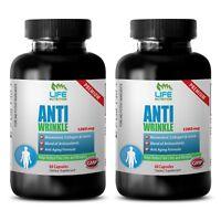 Skin Rejuvenation Pills - Anti-Wrinkle 1400mg - Collagen Supplement 2B