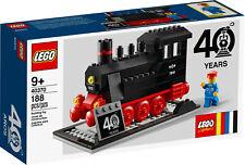 LEGO ® Set zum 40. Jubiläum von LEGO® Eisenbahn (40370) NEU OVP BLITZVERSAND!