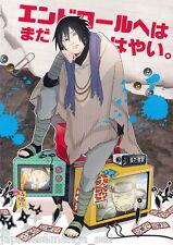 NARUTO doujinshi Naruto X Sasuke (B5 40pages) Endroll heha madahayai