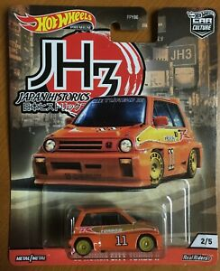 Hot Wheels - Premium - Japan Historics 3 - 85 Honda City Turbo II