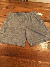 NWT Men's Slim Fit Reebok Athletic Shorts Size Large