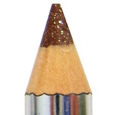 Makki matita Eyeliner Scintillante Marrone Con Argento Glitter Eye Liner