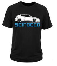 T shirt t-shirt Scirocco III volkswagen vw  super