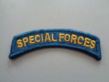 US Airborne Tab Aufnäher Patch bunt Special Forces