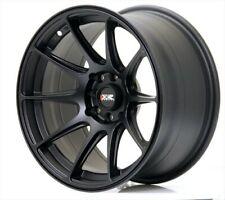 XXR 527 18x8.75 5x114.3/5x120 ET35 Wheels- Matt Black