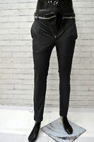 Jeans Pantalone Uomo DOCKERS Taglia 40 Slim Pants Man Cotone Gamba Dritta Grigio