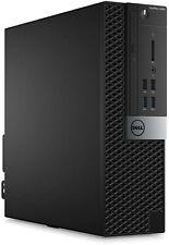 FAST DELL OPTIPLEX 5040 INTEL PENTIUM 4GB RAM 500GB HDD WINDOWS 10 SFF