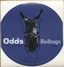 Odds (from Canada) Bedbugs Rare promo sticker '93