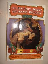 The Secret Diary of Anne Boleyn by Robin Maxwell (1998, Paperback)
