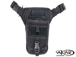 Multi Functional Advanced Tactical Shoulder/ Waist Bag for Concealed Gun Carry
