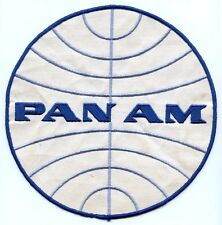 LMH PATCH Badge PAN AM AMERICAN AIRWAYS Airline PAA PORTER Uniform Red pre 1991