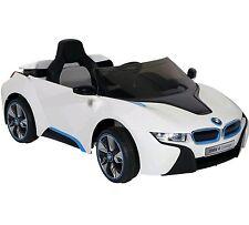 Ride On Toys Car For Kids Power Wheels BMW I8 6V Electric MP3 White HOT SELLER