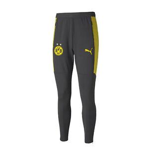 Puma BVB Borussia Dortmund Trainingshose Sporthose Fanartikel