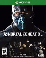 Mortal Kombat XL - Xbox One | Donwload | Leer Descripción