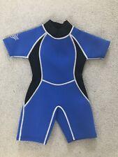 BNWOT Boys Girls Unisex Splash Wetsuit Swimsafe Protection Sun Suit 2-3 Years