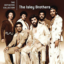 The Definitive Collection THE ISLEY BROTHERS CD