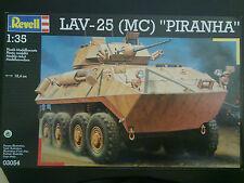 """REVELL 03054 LAV-25 (MC) """"Piranha"""" 1:35 Kombiversand möglich"""