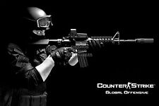 RGC Huge Poster - Counter Strike Global Offensive PC - OTH134
