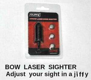 Bow Lazer Sight Ajuster ADJUST YOUR AIM IN A JIFFY