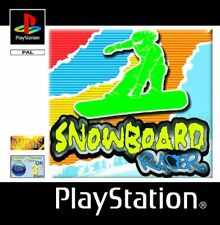 Snowboard Racer PS1 Playstation One