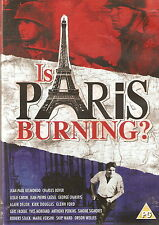 IS PARIS BURNING? - Jean-Paul Belmondo, Kirk Douglas, Anthony Perkins (DVD 2006)