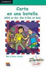 Carta En Una Botella Book + Cd (spanish Edition): By Mar?a Jes?s Varela Castillo