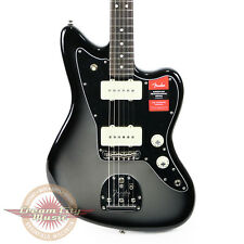 Brand New Fender American Professional Jazzmaster Ebony Fingerboard Silverburst