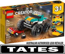 LEGO 31101 Monster Truck CREATOR from Tates Toyworld