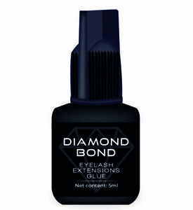 Diamond Bond Eyelash Extension Glue 5g for Classic and Russian Volume Lashes