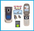 Nokia 2760 New Condition in Grey Black Flip Unlocked mobile phone brand