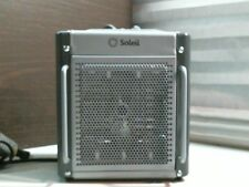 Soleil LH-881 Fan-Forced Electric Utility Heater