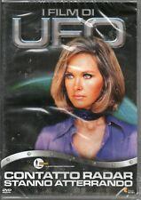 UFO - contatto radar stanno atterrando - dvd - nuovo