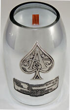 Champagne Bottle Soy Candle - Ace of Spades Silver 750ml