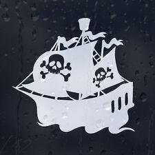 Pirate Ship Car Decal Vinyl Sticker For Window Bumper Panel
