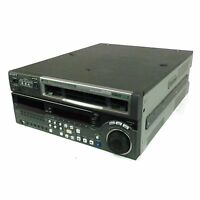 SONY MSW-M2100 MPEG/IMX Digital Video Cassette Player *102,296 Operation Hours
