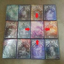 Bicycle Pisces Zodiac Deck Constellation Series Playing Cards Limited ,