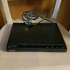 Sony DVP-SR210P DVD Player