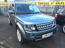 Land Rover Discovery 4 3.0 SDV6 ( 255bhp ) Auto HSE 2014/63 Registered.