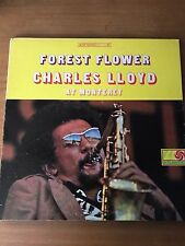 CHARLES LLOYD - FOREST FLOWER - ATLANTIC RECORDS - SD 1473 - RELEASED 1967