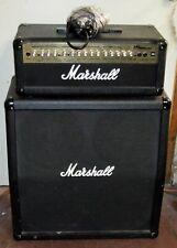 Marshall MG100HDFX 100-Watt Amp Head & MG412 Angled Speaker Cabinet Combo Set