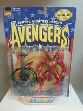 1997 Toy Biz Heroes Reborn Iron Man Earth's Mightiest Heroes Avengers Marvel